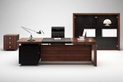 实木办公桌CO-003